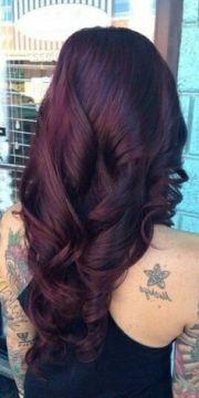 1000 ideas cherry hair colors
