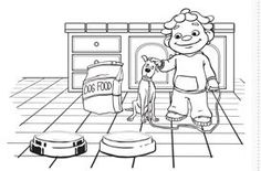 Jack Frost from Rise of the Guardians coloring pages for