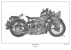 1000+ images about Indian V-Twin Motocycles on Pinterest