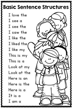 Words, Worksheets and For kids on Pinterest