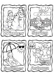 1000+ images about Preschool 4 Seasons on Pinterest