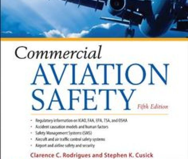 Shop For Commercial Aviation Safety Hardcover Get Free Delivery At Your Online Books Outlet Store Get In Rewards With Club O