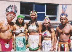 amerindians in guyana  people of Guyana the
