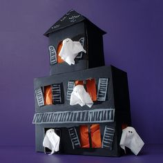 Halloween Party Activities & Crafts Recycling Crafts And
