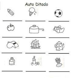 dibujos para preescolar para colorear todas las vocales