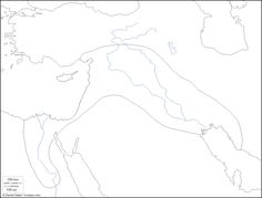 abcteach Printable Worksheet: Blackline Map of India