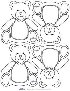 1000+ images about Teddy Bear Cards DIY on Pinterest