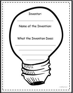 1000+ images about School-Thomas Edison on Pinterest