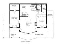 completely open floor plan. | Home: Dream Barn Home ...