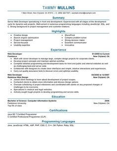 1000 Images About Resume Templates And CV Reference On