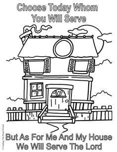 What's in the Bible? Bible kids coloring page featuring
