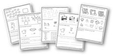 The ULTIMATE Kindergarten Summer Review Packet! This