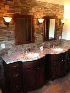 1000 images about Bertch on Pinterest  Bath vanities