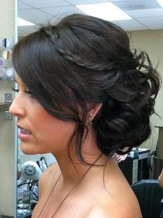 Prom Hair! Simple And Easy Things I Want To Try Pinterest