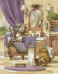 1000 Images About VintageBathrooms On Pinterest