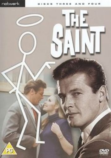 """The Saint"" TV series (1962-1969) starring Roger Moore"