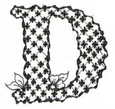 1000+ images about Zentangle Letters on Pinterest