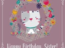 Sisters Are Forever | Happy Birthday, Sisters and Birthday ...