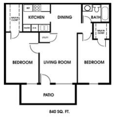 Tiny House Single Floor Plans 2 Bedrooms Apartment Photos See One Bedroom Apartments