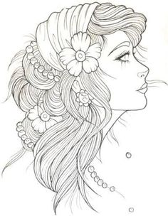 Stars (Entwined in Her Hair) by Mitzi Sato-Wiuff