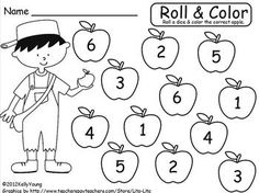 1000+ images about Math Roll & Color Games on Pinterest
