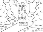 Psalm 119 105 Coloring Page Coloring Pages