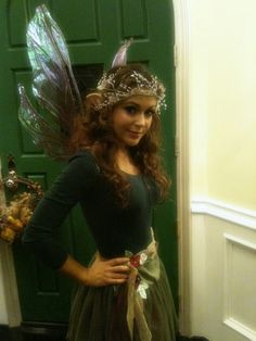 """Forest Fairy Costume 1001"""" Costumes <br > And Fairy Costumes"""