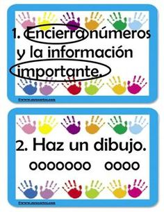 1000+ Images About Spanish Math On Pinterest  In Spanish
