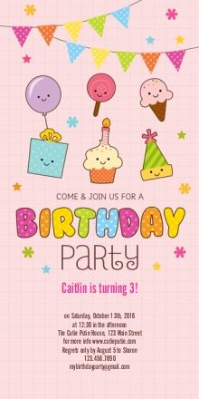 PUSHEEN BIRTHDAY PAWTY Pusheen Birthday Party