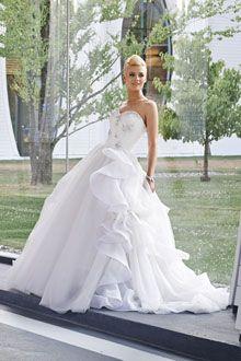 Brautkleider & Hochzeitskleider In Zürich Bern Aarau Mery's