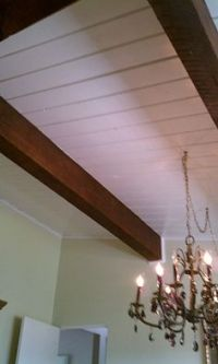1000+ images about Exposed ceiling joists on Pinterest ...