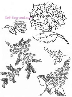 1000+ images about Crafts-Patterns 2 on Pinterest