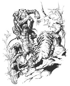 1000+ images about Art of Edgar Rice Burroughs on
