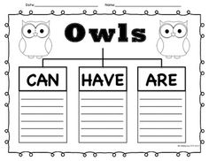 1000+ images about Owl Crafts & Activities For Kids on