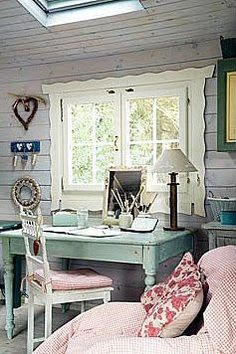 1000+ images about Shabby Chic Office & Desks on Pinterest