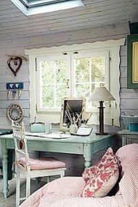 1000+ images about Shabby Chic Office & Desks on Pinterest ...