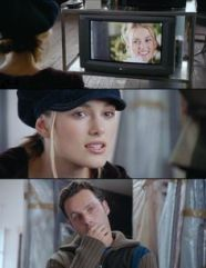 Image result for love actually mark and juliet
