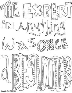 1000+ images about Quote Coloring Pages on Pinterest