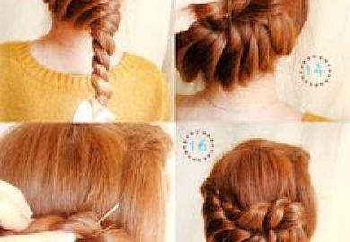 Hairstyle Tutorials Long Hair