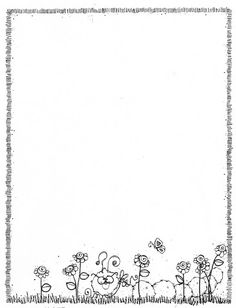 An award certificate border in silver. Free downloads at