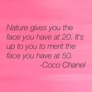 look after your skin, take care of your skin, skin care in 20's quote image gif | Expressing Life | Healthy Habits to adopt in your twenties