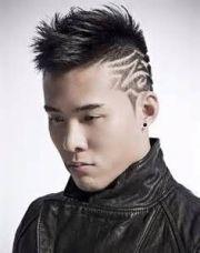 haircut design hair