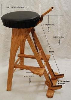 guitar shaped chair comfortable chairs for small spaces hinge at the top = easy diy collapsible stand   diva pinterest top, ...