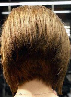 Back View Of Short Angled Bob Haircuts Back View Of Inverted Bob