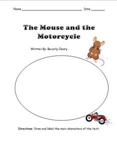 1000+ images about Mouse and the motorcycle on Pinterest