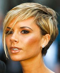 Victoria Beckham Hairstyle Simple Hairstyle Ideas For Women And