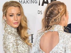1000 Ideas About Blake Lively Updo On Pinterest Blake