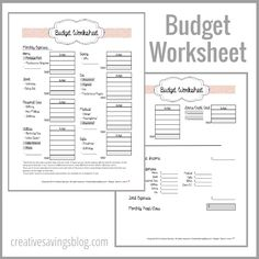 Debt Payoff Worksheet PDF File Download it NOW Printable