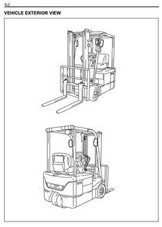 อะไหล่forklift: ส่วนประกอบรถโฟล์คลิฟท์ forklift truck