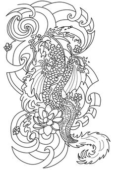1000+ images about Coloriages adultes Tatouages on